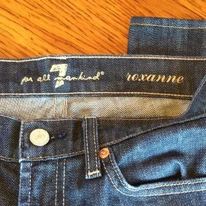 7 For All Mankind Jeans - Seven for all mankind straight leg